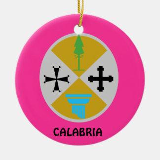 Calabria* Italy Christmas Ornament Calabria Natali