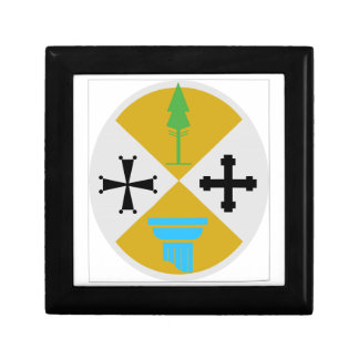 Calabria (Italy) Coat of Arms Gift Box