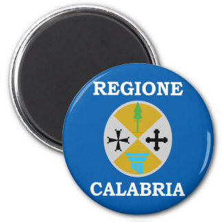 Calabria Italy Magnet