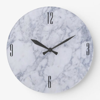 Calacatta Wall Clock