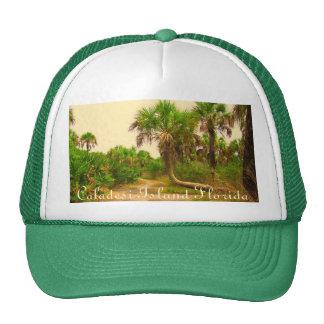 Caladesi Island Dunedin FL Hat
