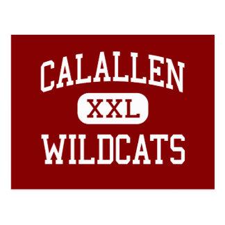 Calallen - Wildcats - Middle - Corpus Christi Post Card
