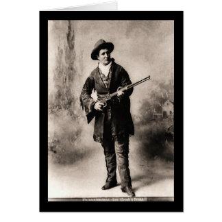 Calamity Jane 1895 Card