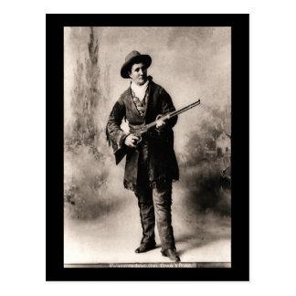 Calamity Jane 1895 Postcard