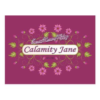 Calamity Jane ~ Famous American Women Postcard