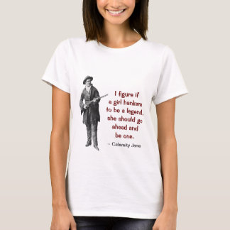 Calamity Jane Legend Shirt