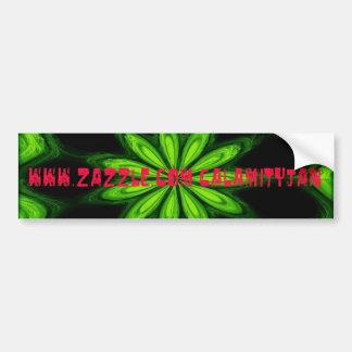 Calamityjan bumper sticker