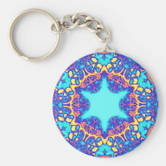 Calavera Carneval keychain
