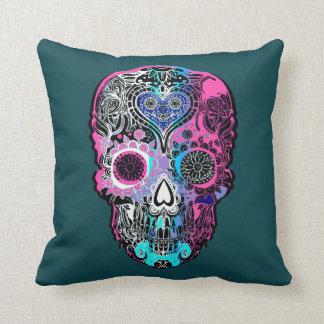 Calavera - Sugar Skull Cushion