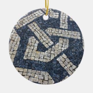 Calcada Portuguese, Portuguese Pavement Christmas Ornament