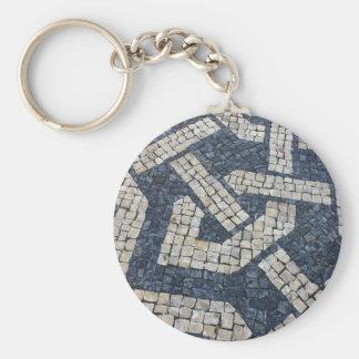 Calcada Portuguese, Portuguese Pavement Key Ring