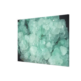 Calcite crystals, Arizona, USA Canvas Print