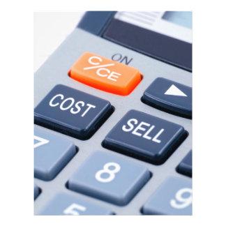 Calculator 21.5 Cm X 28 Cm Flyer