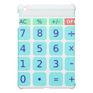 Calculator  case for the iPad mini