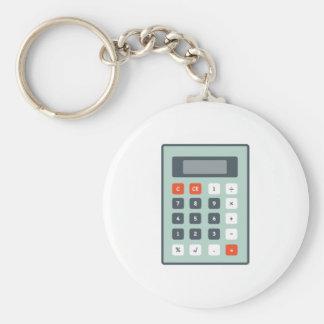 Calculator Keychain