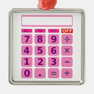 Calculator Ornament