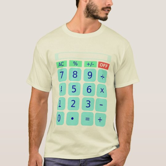 Calculator Shirt