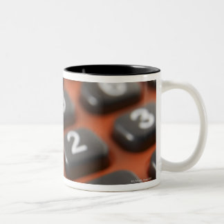 Calculator Two-Tone Coffee Mug