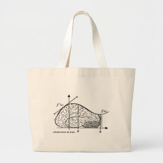 Calculus Hurts my Brain Bag