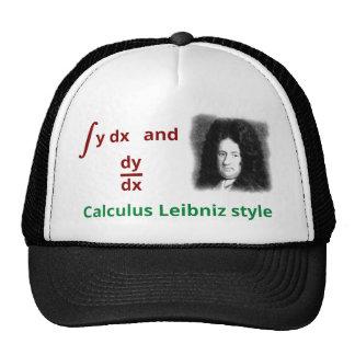 Calculus Leibniz Style Cap