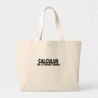 Calculus, yes, its rocket science.png tote bag
