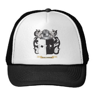 Caldera Coat of Arms (Family Crest) Trucker Hat