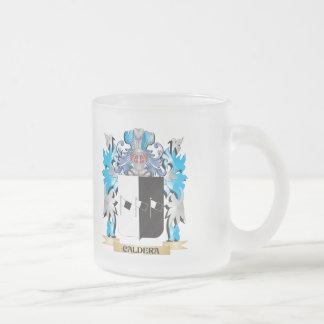 Caldera Coat of Arms - Family Crest Coffee Mugs