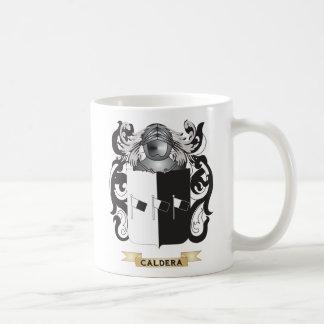 Caldera Coat of Arms (Family Crest) Mugs