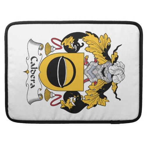 Caldera Family Crest Sleeve For MacBooks