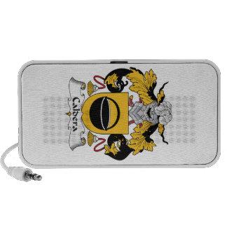 Caldera Family Crest Mini Speaker