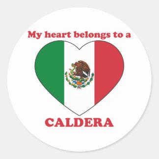 Caldera Stickers