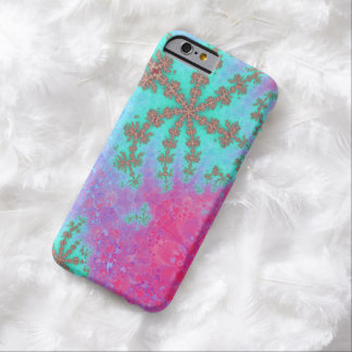 Calderia Falls Fractal Barely There iPhone 6 Case
