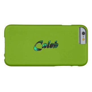 Caleb Light Green iPhone 6 case