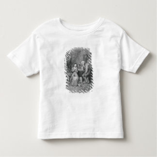 Caleb Plummer and his blind daughter, from 'Charle Toddler T-Shirt