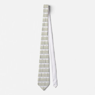 Calendar 2012 The MUSEUM Zazzle Gifts Tie