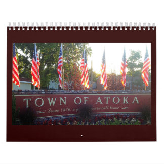 Calendar - Atoka, Tennessee