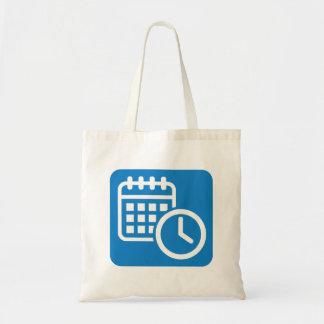 Calendar Budget Tote Bag
