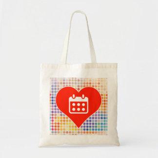 Calendar Fan Budget Tote Bag