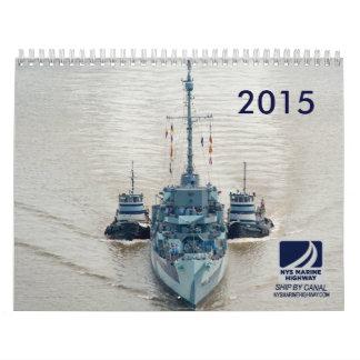 Calendar - NYS Marine Tug Boats - 2015