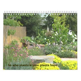 Calendar of Landscape Images
