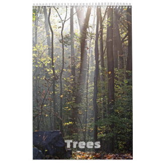 Calendar - Trees #1