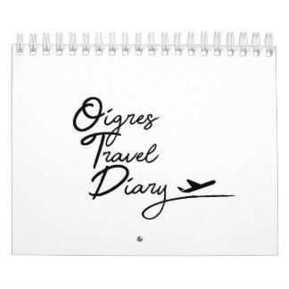 Calendtrip Organiser Calendar