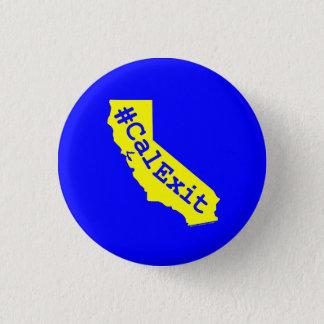 CalExit 3 Cm Round Badge