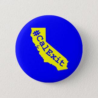 CalExit 6 Cm Round Badge