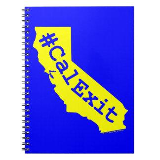 CalExit Notebook