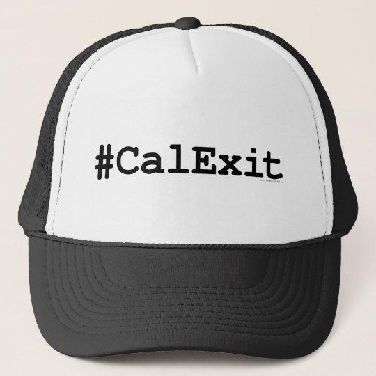 CalExit Trucker Hat