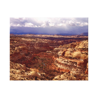 Calf Creek Canvas Print