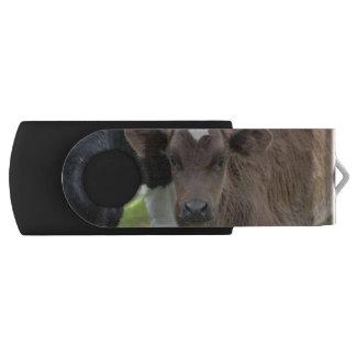 Calf Swivel USB 2.0 Flash Drive