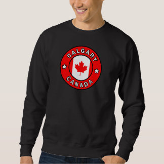 Calgary Canada Sweatshirt