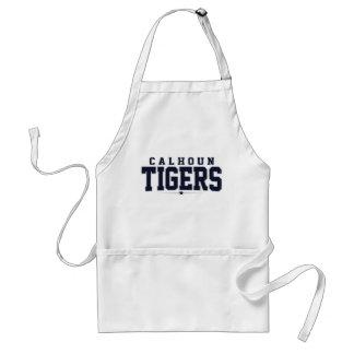 Calhoun High School Tigers Aprons